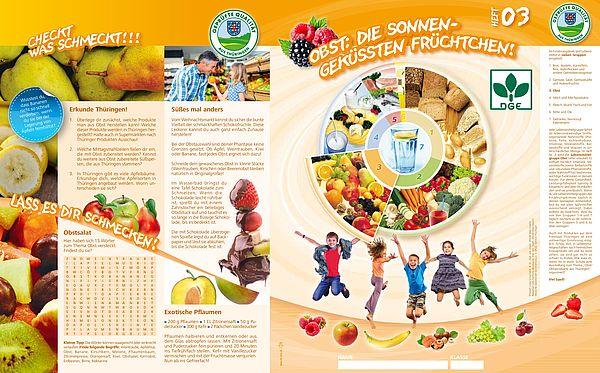 Mappe Obst - Seite 1